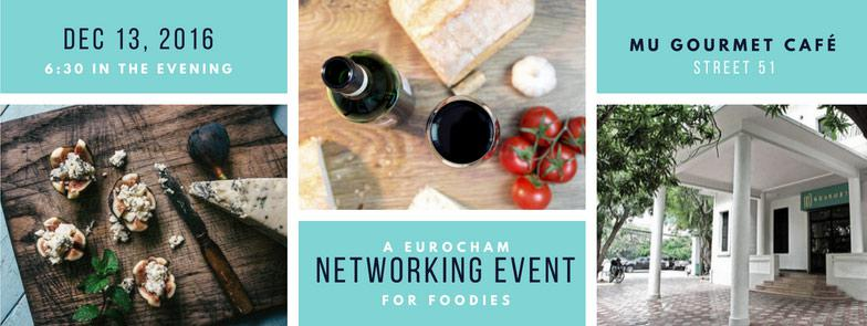 Networking Event | Food lovers networking at MU Gourmet