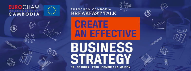Breakfast Talk: Create An Effective Business Strategy