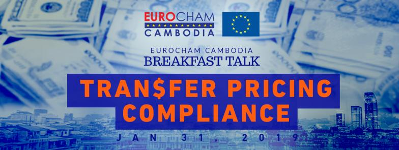 Breakfast Talk on Transfer Pricing Compliance