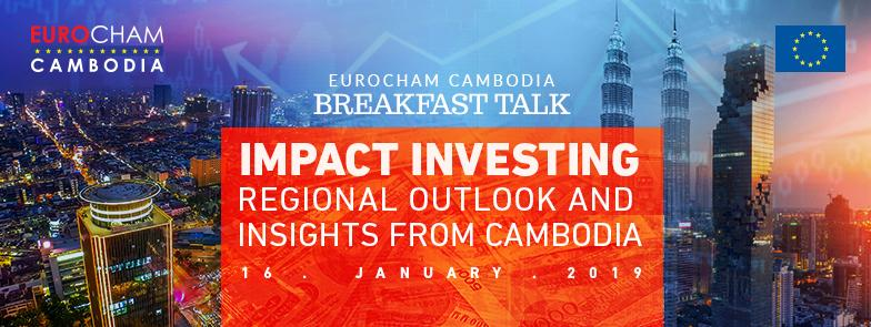 Breakfast Talk on Impact Investing