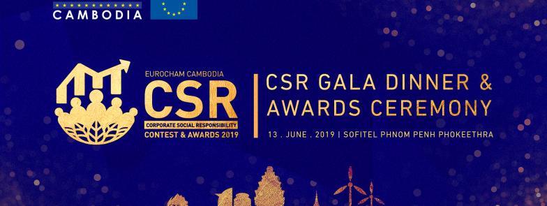 CSR Gala Dinner & Awards Ceremony 2019