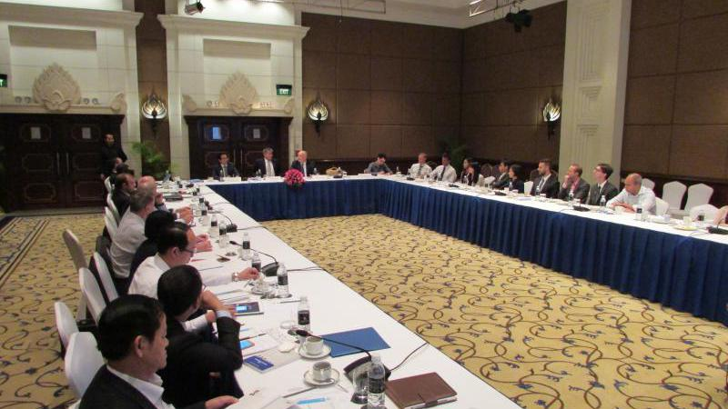 EuroCham Breakfast Talk on Commercial Arbitration