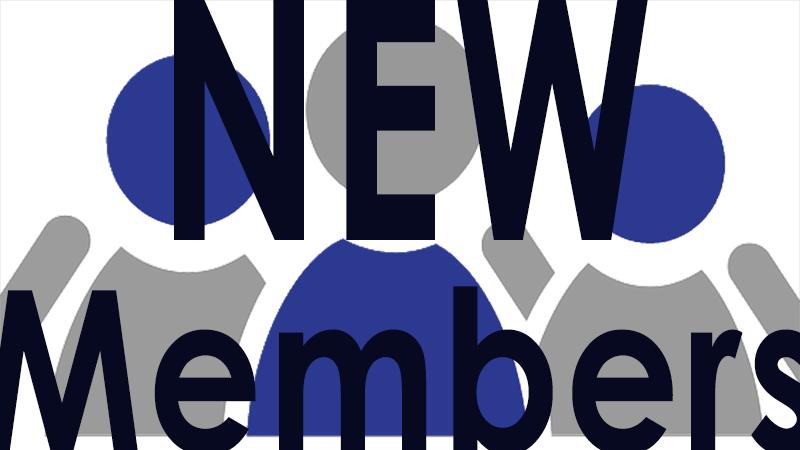 New Members | August 2015