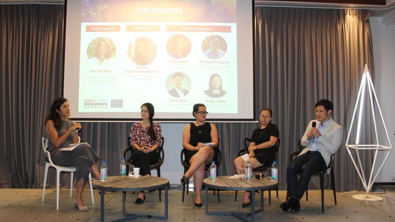 "Event Recap: Breakfast Talk on ""Impact Investing """