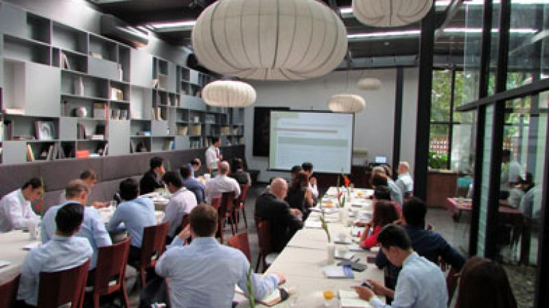 EuroCham Breakfast Talk on Import and Export