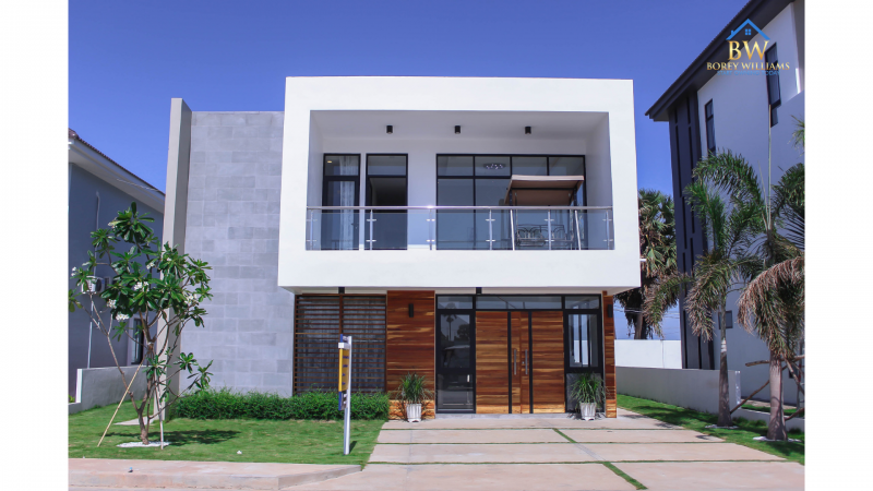 First American Style home available in Phnom Penh