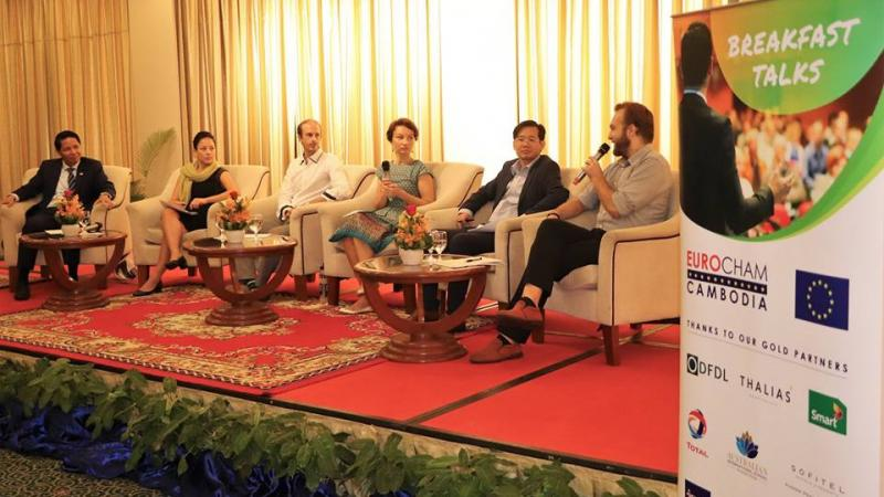 "Event Recap: Breakfast Talk on ""Plastic Waste Impact and its Solutions"""