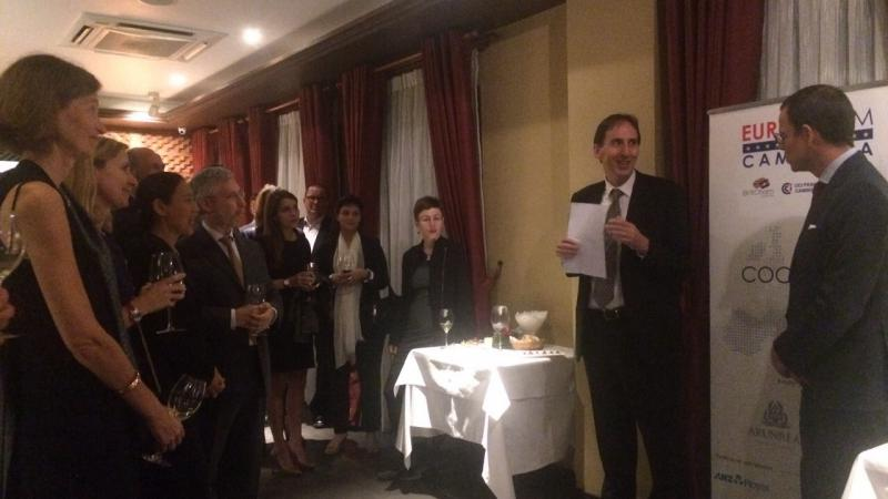 EuroCham Welcomes the New EU Ambassador to Cambodia