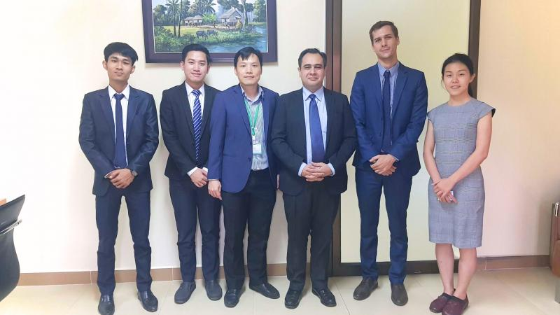 Meeting with the Director of Macroeconomic and Fiscal Policy at MEF