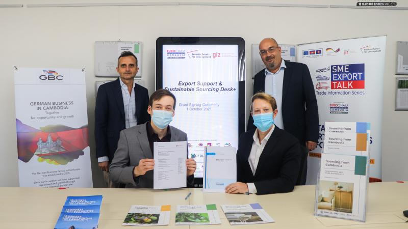EuroCham announce a new partnership with the GIZ Business Scouts for Development