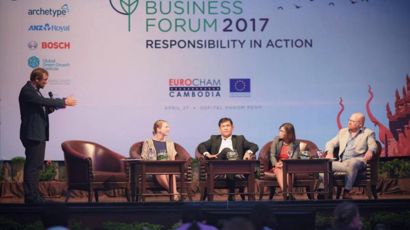 Recap: Green Business Forum