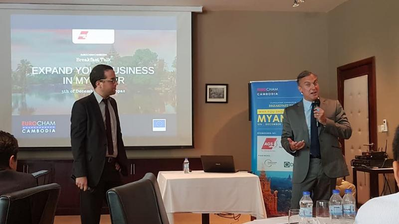 Business Opportunities in Myanmar: Breakfast Talk Recap
