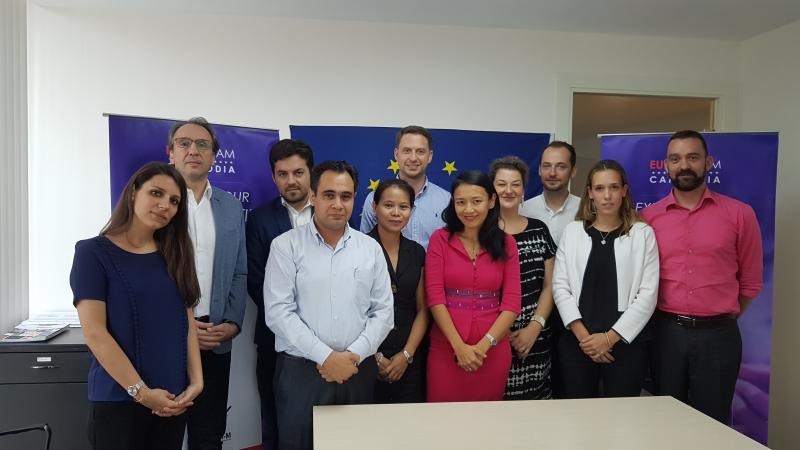 Recap: Welcoming SEBSEAM Partner Projects from ASEAN
