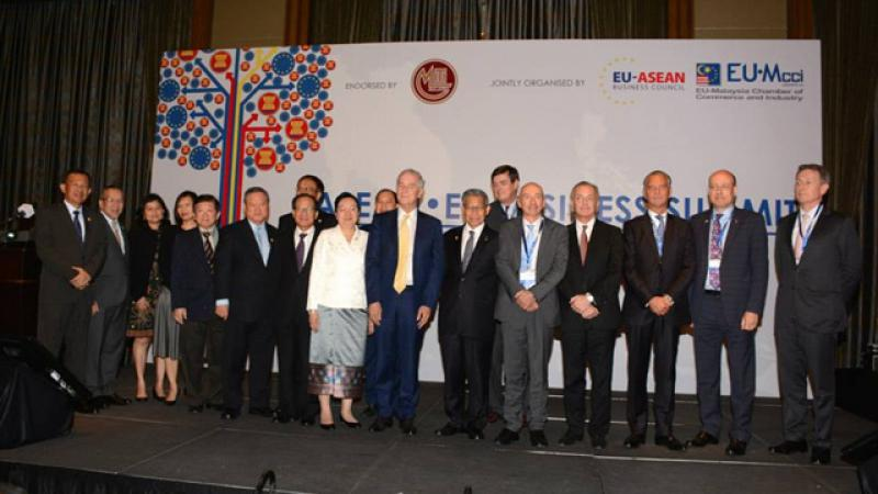 ASEAN-EU Business Summit 2015