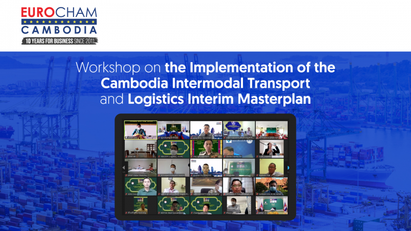 Workshop on the Implementation of the Cambodia Intermodal Transport and Logistics Interim Masterplan