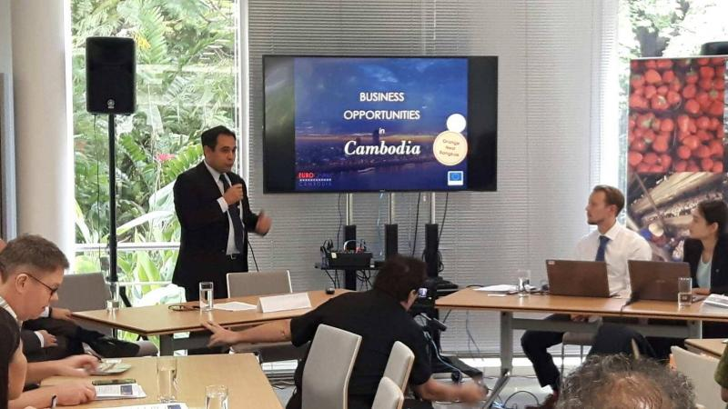 Business Opportunities in Cambodia