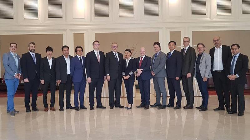 New Board Members and Executive Committee: AGM 2018 Recap