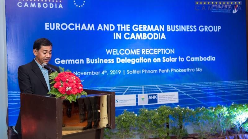 EuroCham Welcomes a German Business Delegation in Solar Industry