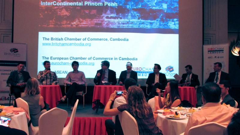 E-Commerce Luncheon | The Current State of E-Payments in Cambodia