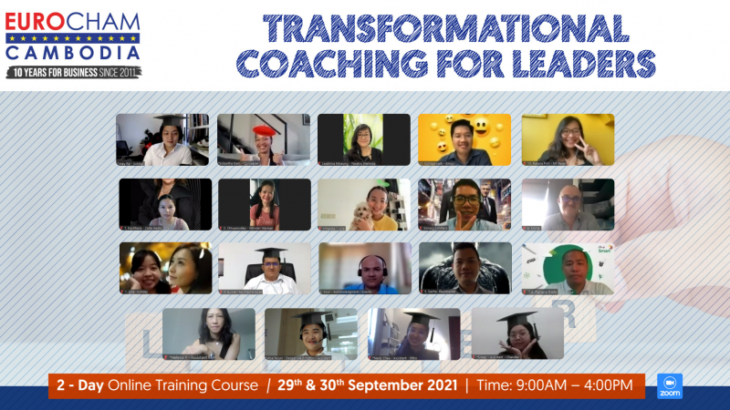 Online Training Course on Transformational Coaching for Leaders