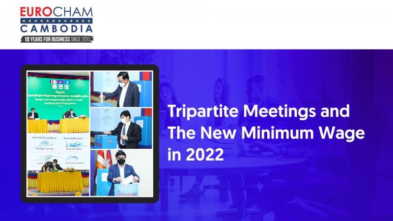 Tripartite Meetings on Minimum Wage in 2022