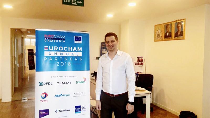 EUROCHAM NEW HUMAN RESOURCES COMMITTEE CHAIMAN FOR 2018-2019 TERM