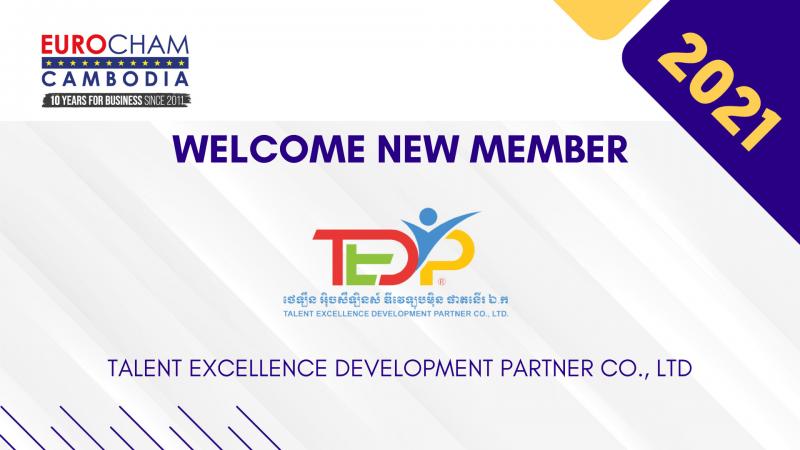 New Member 2021: TALENT EXCELLENCE DEVELOPMENT PARTNER CO., LTD