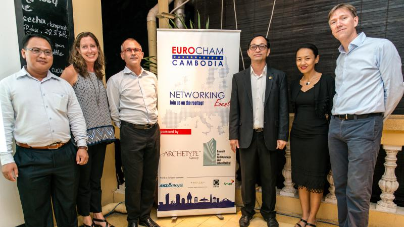 September Networking event: Archetype introduced the Council of Tall Buildings and Urban Habitat