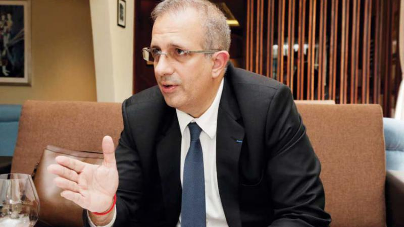 EuroCham Chairman Arnaud Darc discusses his vision for EuroCham with the Phnom Penh Post.