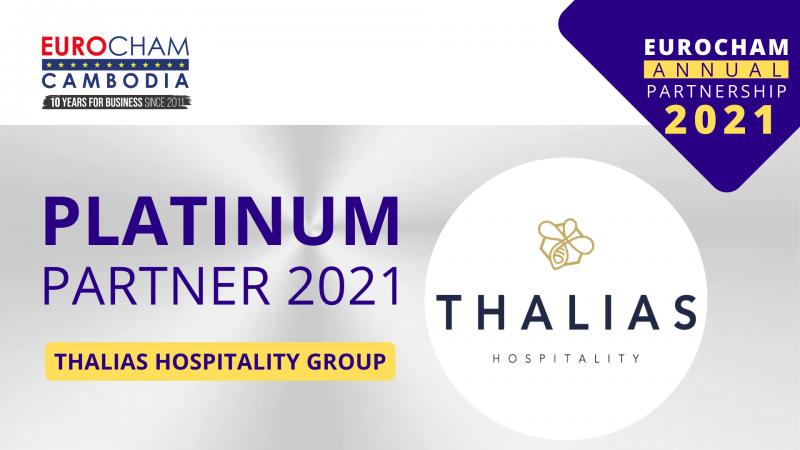PLATINUM PARTNER: Thalias Hospitality Group