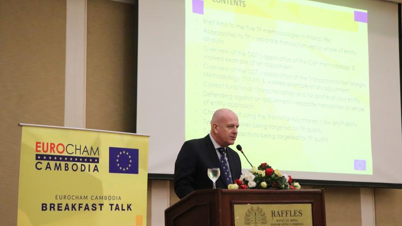 Breakfast Talk on Transfer Pricing Audit