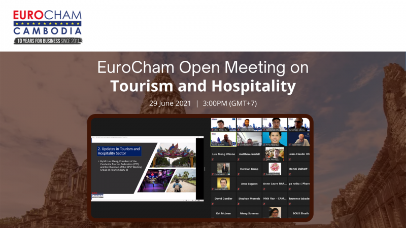 Open Meeting on Tourism and Hospitality
