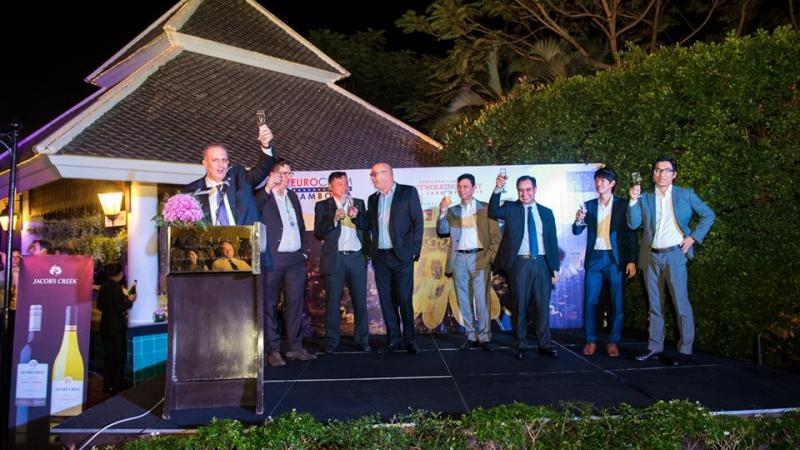 Event Recap: A Toast to 2019 Networking Night