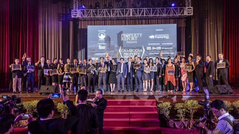 Cambodia Property Awards 2016 Winners Revealed