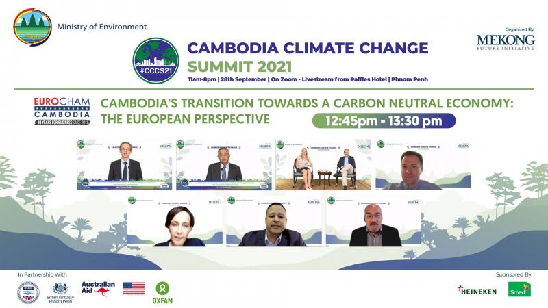 Climate Change Summit 2021