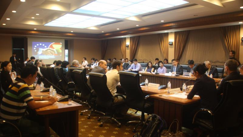 Joint Investment Conference on Opportunities in Cambodia, Laos, Myanmar in Bangkok