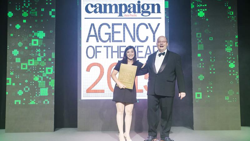 Endorphine Concept Digital Solutions celebrates success at 2015 Campaign Asia Awards