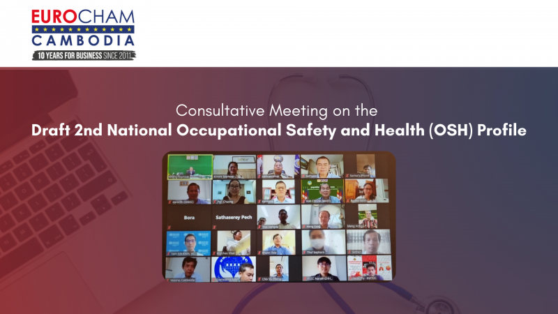 Consultative meeting on the draft Second National Occupational Safety and Health (OSH) Profile