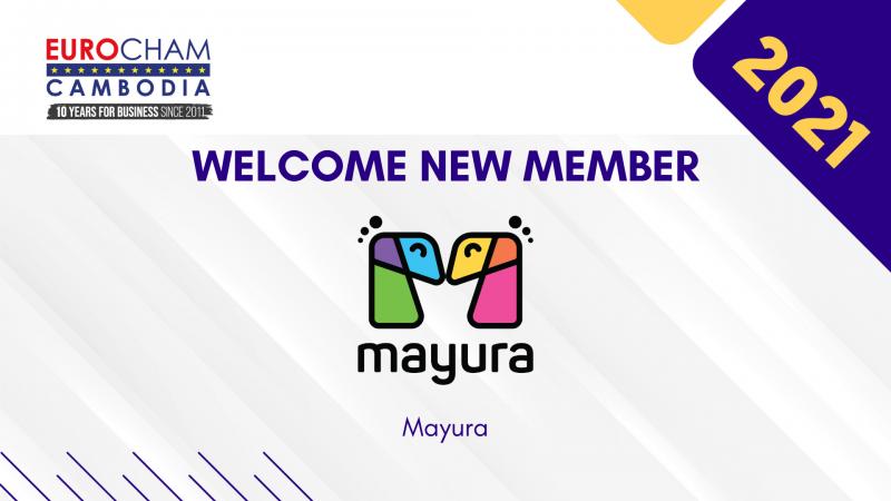 New Member 2021: Mayura