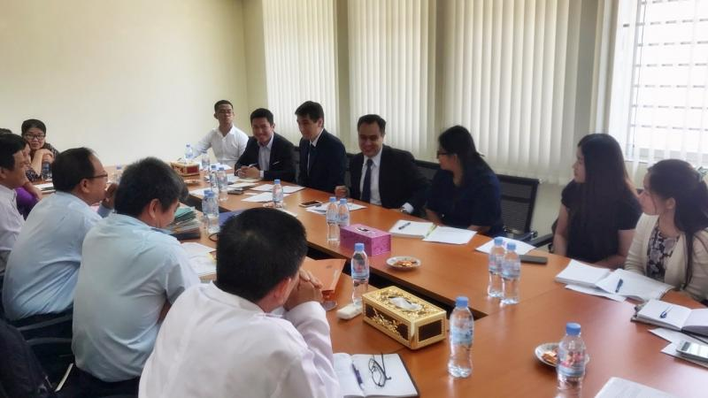 National Health Product Quality Control Center Meeting Summary