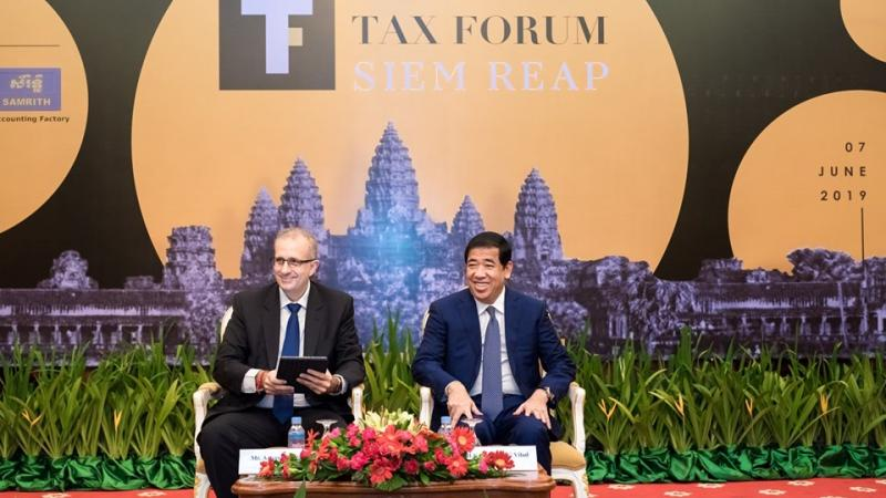 Event Recap: Siem Reap Tax Forum 2019