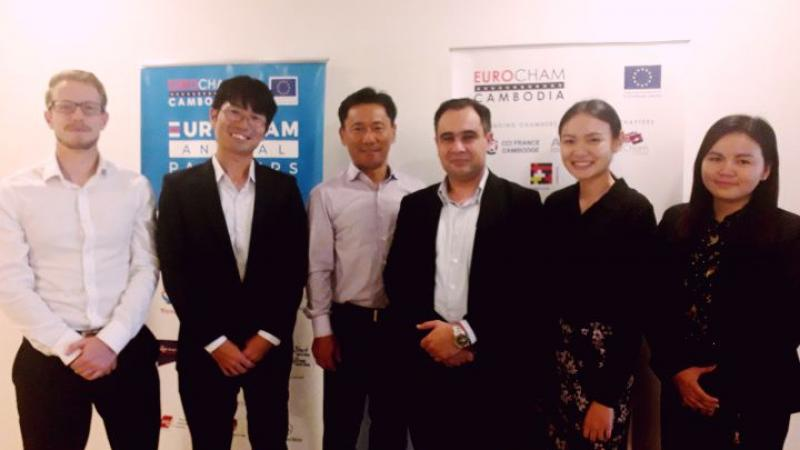 Meeting with the Japanese Business Association of Cambodia (JBAC)