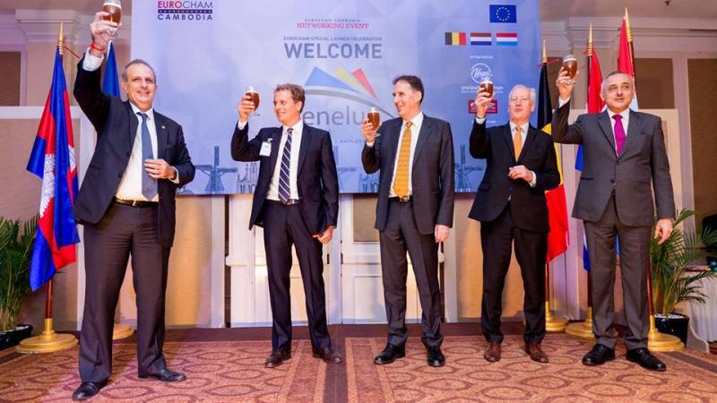 Event Recap: Launch Celebration of BENELUX Cambodia