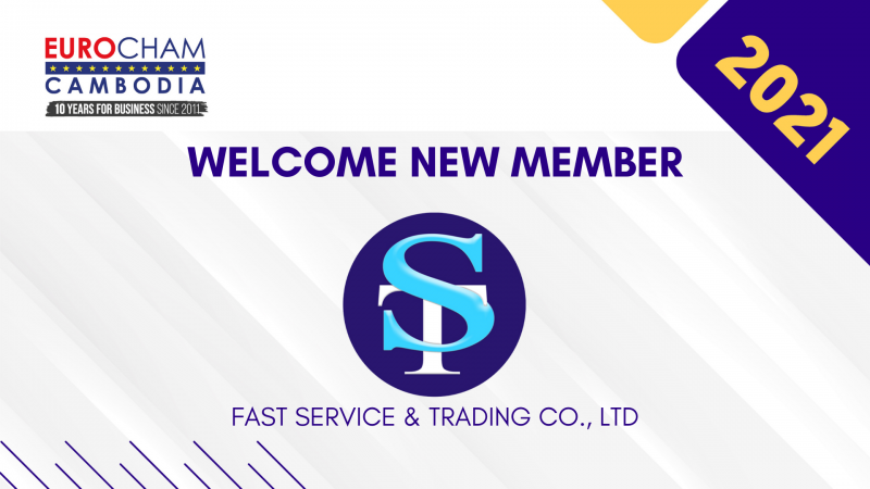 New Member 2021: Fast Service & Trading Co., Ltd