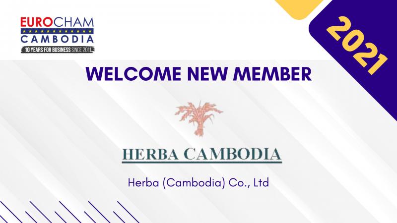 New Member 2021: Herba (Cambodia) Co., Ltd