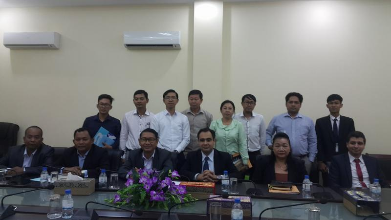 EuroCham Meets with the Ministry of Labor and Vocational Training