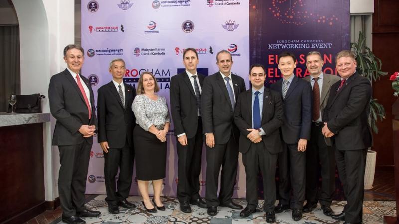 Event Recap: EU-ASEAN Networking Night 2019