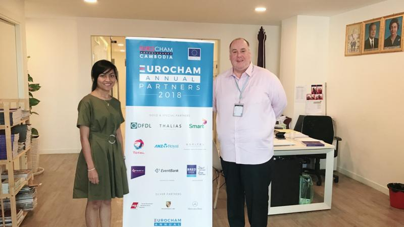 EUROCHAM NEW TAX COMMITTEE EXCOM FOR 2018-2019 TERM